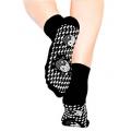 Чорапи с пунктирано приложение на турмалин за възрастни